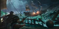 《盗贼之海》设置界面汉化翻译对照图览 设置界面选项一览