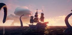 《盗贼之海》一次失败的打炮体验视频 游戏值得买吗?