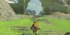 《塞尔达传说:荒野之息》东北角迷宫怎么走?迷宫走法图文详解
