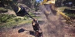 《怪物猎人世界》锤子连招指南 锤子怎么用?