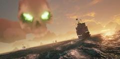 《盗贼之海》Kraken位置及打法视频教学 Kraken怎么打?