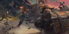 《盗贼之海》克拉肯打法技巧分享 游戏中有海怪吗?