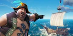《盗贼之海》小船如何虐大船?小船打大船方法视频教程