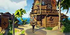 《盗贼之海》两人速刷骷髅岛视频教程分享 两人怎么刷骷髅岛
