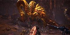 《怪物猎人世界》烂辉龙狩猎试玩视频 烂辉龙强不强?