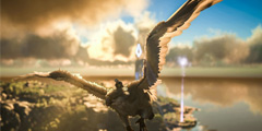 《方舟:生存进化》休闲实况视频解说 三角龙怎么驯养?