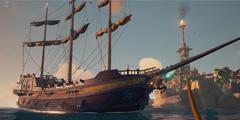 《盗贼之海》船皮肤更新了什么?船只新皮肤介绍
