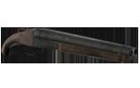 双管霰弹枪
