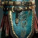 辛德里的皇家矮人护腰