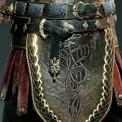 布罗克的皇家矮人护腰