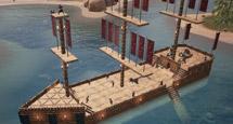 《流放者柯南》海盗船建造方法图文详解