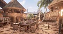 《流放者柯南》度假村建造图文教程