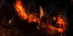 《黑暗之魂重制版》小隆德四王轻松击杀方法视频演示 小隆德四王怎么打?
