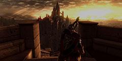 《黑暗之魂重制版》王城双银大弓简单通过视频教学