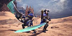 《怪物猎人世界》炎妃龙全武器介绍视频分享 炎妃龙有哪些武器?