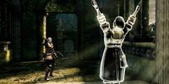 《黑暗之魂重制版》小隆德四王一级无伤打法视频 怎么无伤?