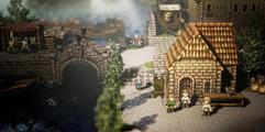 《八方旅人》demo试玩感想分享 画面战斗体验心得