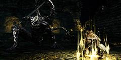 《黑暗之魂重制版》圣职开荒视频攻略 信仰战士怎么玩?
