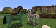 《我的世界》僵尸马驯服教程 僵尸马怎么驯服?
