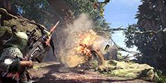 《怪物猎人世界》斩裂弹狩猎麒麟王视频分享 斩裂弹能不能打麒麟王?
