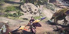 《怪物猎人世界》麒麟王操虫棍打法视频演示 操虫棍怎么打麒麟王?