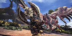 《怪物猎人世界》盾斧操作视频讲解 盾斧怎么使用?
