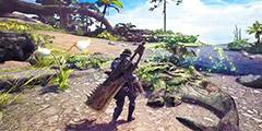 《怪物猎人世界》喷气大剑4.0配装分享 4.0喷气大剑怎么配装?