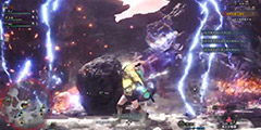 《怪物猎人世界》贝希摩斯2分57秒打法演示 贝希摩斯如何速杀?