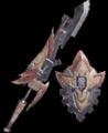 泥巖龍銃槍III