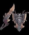 尸套龙盾斧Ⅱ