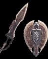 龍骨盾斧Ⅲ