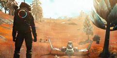 《无人深空》章鱼飞船在哪里?快速找到章鱼异星船方法视频