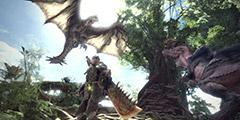 《怪物猎人世界》最高画质设置试玩视频 最高画质怎么样?