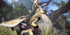 《怪物猎人世界》盾斧操作实战教学视频 盾斧实战演示视频