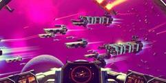《无人深空》歼星舰与护卫舰外观视频分享 歼星舰外观怎么样?