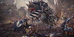 《怪物猎人世界》骨锤龙怎么打?骨锤龙手柄打法视频教程