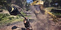 《怪物猎人世界》大锤操作视频教学 大锤怎么样?