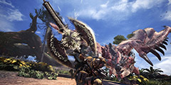 《怪物猎人世界》新手武器选择推荐 新手用什么武器?