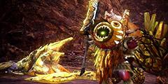 《怪物猎人世界》5.0烂辉龙武器视频介绍 5.0烂辉龙武器一览