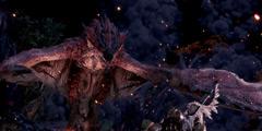 《怪物猎人世界》盾斧怎么站位躲龙车?超解停龙车方法