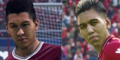 《实况足球2019》vs《FIFA19》球员脸型对比视频 哪个游戏好?