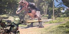 《怪物猎人世界》弓跳射视频教学 弓怎么跳射?