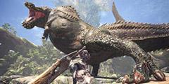 《怪物猎人世界》恐暴龙打法视频讲解 恐暴龙怎么打?