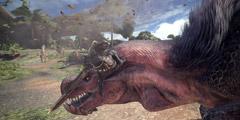 《怪物猎人世界》恐暴龙探索路线视频介绍 恐暴龙在哪?