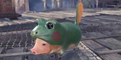 《怪物猎人世界》噗吱猪服装全收集图文攻略 噗吱猪装备在哪?