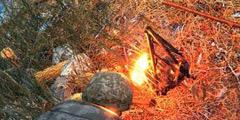 《人渣》scum打火机怎么用 scum钻木取火方法