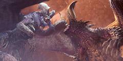 《怪物猎人世界》历战王炎妃龙新手打法视频攻略 历战王炎妃龙怎么打?