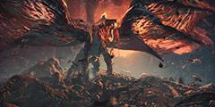 《怪物猎人世界》历战王炎妃龙弓速刷视频 怎么速刷炎妃龙?