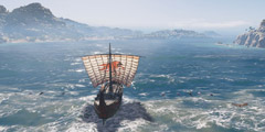 《刺客信条奥德赛》海战怎么打?开船方法技巧