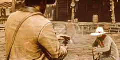 《荒野大镖客2》死神之眼系统介绍 死神之眼有什么用?